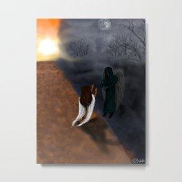 My Dark Angel Metal Print