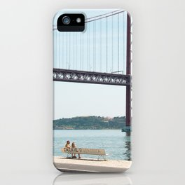 Jackie Lisbon iPhone Case