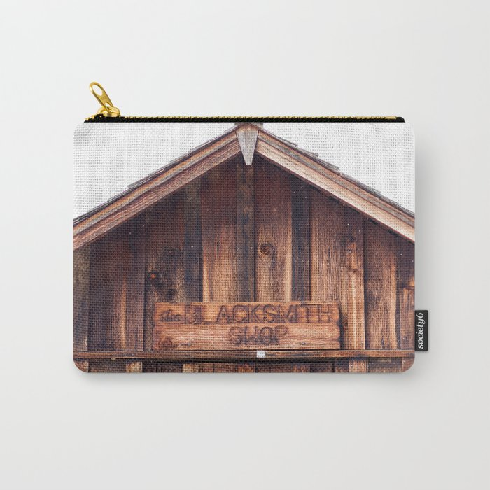 Blacksmith Shop Carry-All Pouch