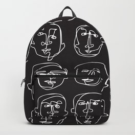 Facial Expression (Inverted) Backpack