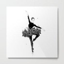 Floral dance Metal Print