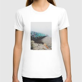 Beach Graffiti T-shirt