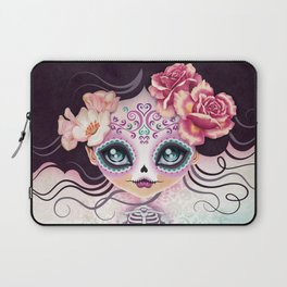 Camila Huesitos - Sugar Skull Laptop Sleeve