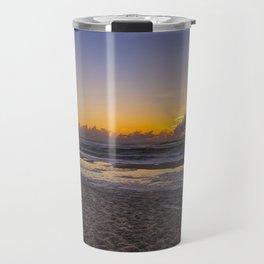 Beach Sunrise II Travel Mug