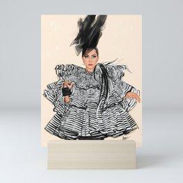 Gaga/Pre Met Gala Mini Art Print