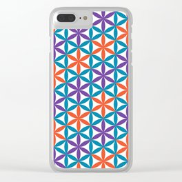 Joey's Coat Clear iPhone Case