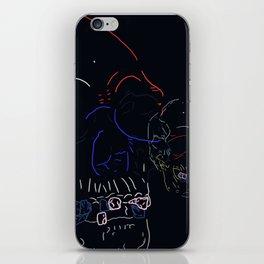 Critical iPhone Skin
