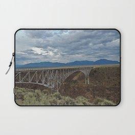 Rio Grande Gorge Bridge Laptop Sleeve