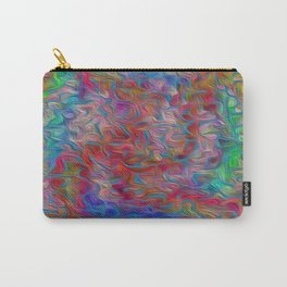 Tangled Colors Carry-All Pouch