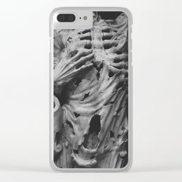 Sculpture Clear iPhone Case