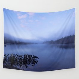 Blue Mood Wall Tapestry