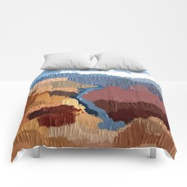 The Grand Canyon Comforters