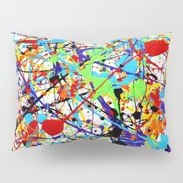 Splat! 1 (Rainbow) Pillow Sham