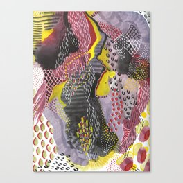 hot to trot Canvas Print