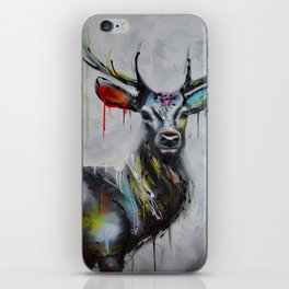 Deer TT iPhone Skin