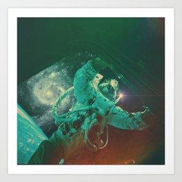 Project Apollo - 1 Art Print