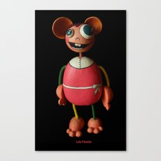 Lola Favolas Canvas Print