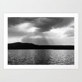 Light Before the Storm Art Print