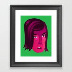 Acedia Framed Art Print