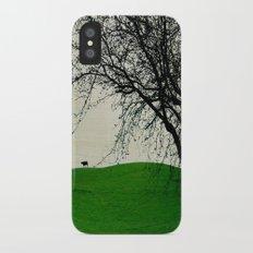 The Black Cow iPhone X Slim Case