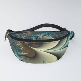 Birds of a Feather Fractal Fanny Pack