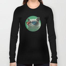 3D Long Sleeve T-shirt