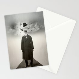 Head in the clouds I  Stationery Cards