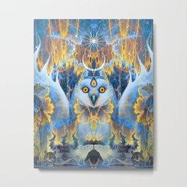 Moon Rhapsody Metal Print