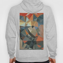Abstract Composition 655 Hoody