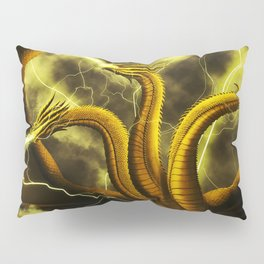 Monster X Pillow Sham