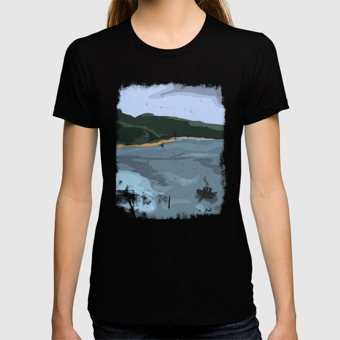 Three in a Boat T-shirt