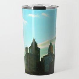 New York II Travel Mug