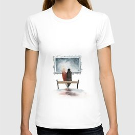 Love Story n.1 - In Museum T-shirt