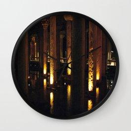 Light Underground!  Wall Clock