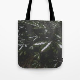 Firs. Tote Bag