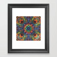 Groovy Baby! Framed Art Print