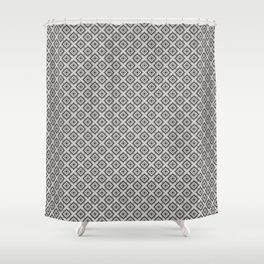 Decorative Abstract Pattern Shower Curtain