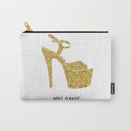 Gold dreams Carry-All Pouch