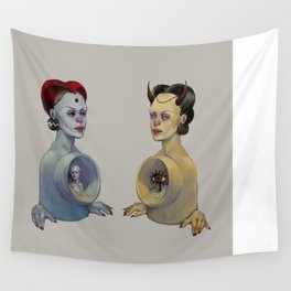 Inner Spaces Wall Tapestry