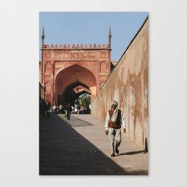 Agra Canvas Print