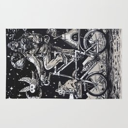 Bike and Hike Rug