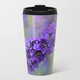 Delphinium Travel Mug