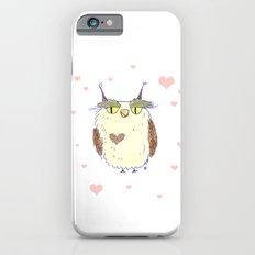 Owl Heart iPhone 6s Slim Case
