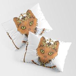 Queen Elizabeth I - historiCATS edition Pillow Sham