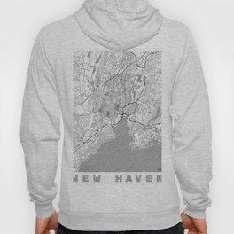 New Haven Map Line Hoody