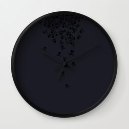 Noctis's shirt Wall Clock
