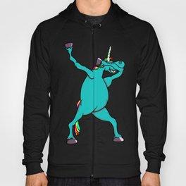 Unicorn Dabbing Hoody