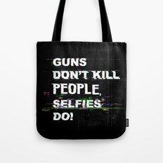 Selfies Tote Bag