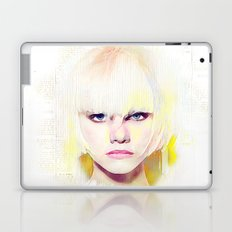 The girl who refuses the fear Laptop & iPad Skin