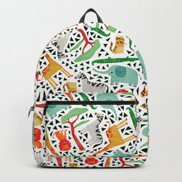Wild animals 2 Backpack
